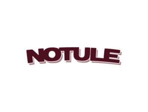 Notules